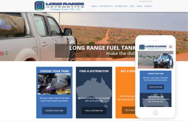 Long Range Automotive