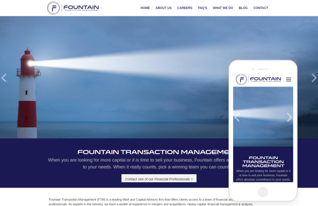Fountain Transaction Management